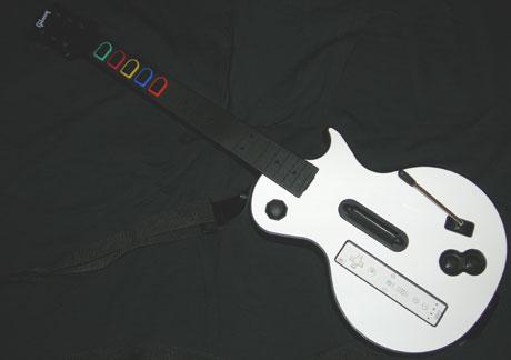 Guitar Hero 3:  Wii Guitar
