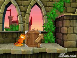 Garfield S Nightmare Ds Pure Nintendo