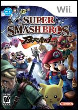 Slightly Updated Smash Bros. Brawl boxart