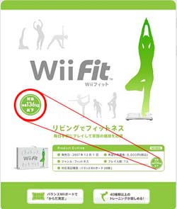 Wii Balance Board Has 300lb Limit