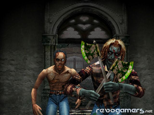 House Of The Dead 2 Screens Pure Nintendo