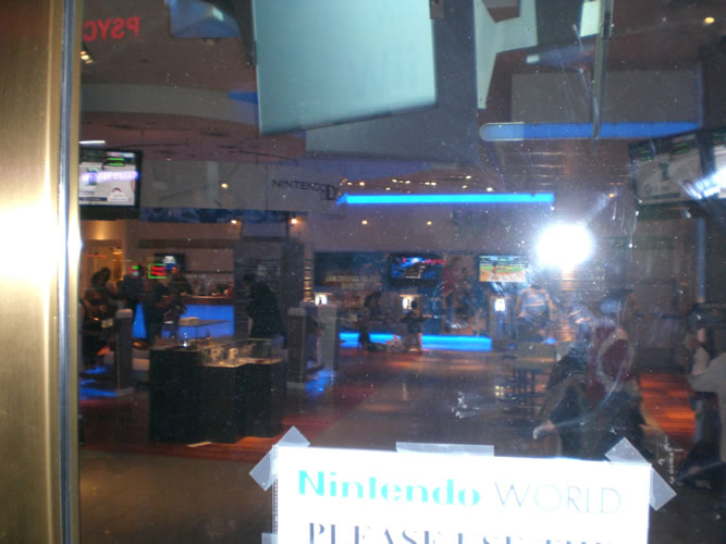 Nintendo World Store in NYC