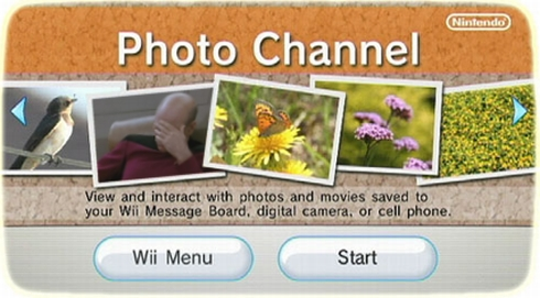 Downgrade Wii Photo Channel, Keep Playing MP3s
