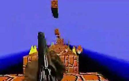 Super Mario Bros  Level Recreated in 3D Using Doom Engine - Pure