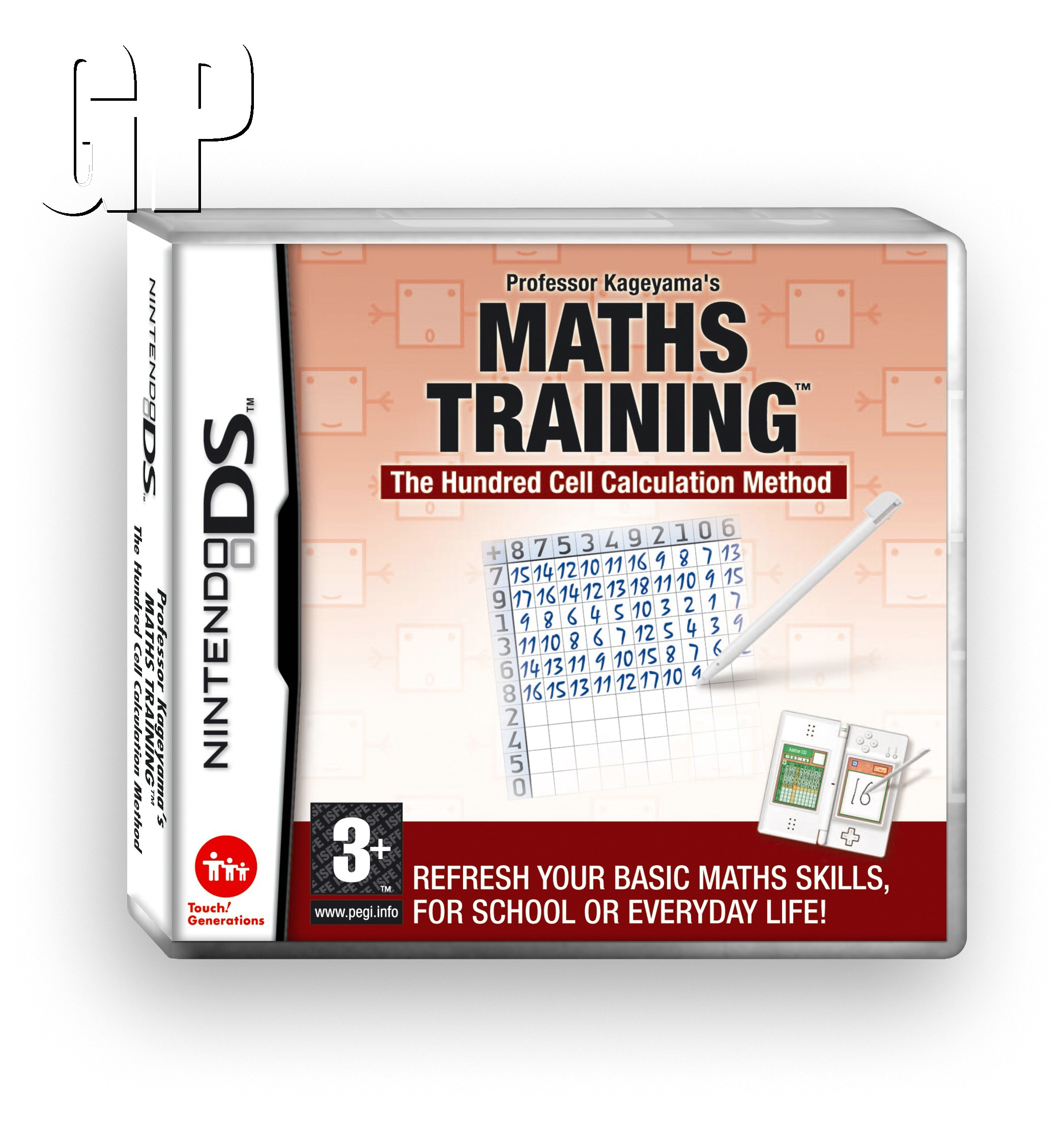 Miyamoto's Teaches Math On The DS