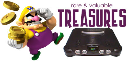 The Rarest and Most Valuable N64 Games