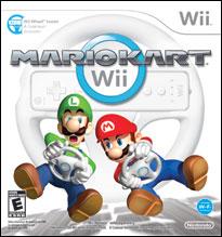 Mario Kart Wii: Gamestop Possible Confirmation of Boxart