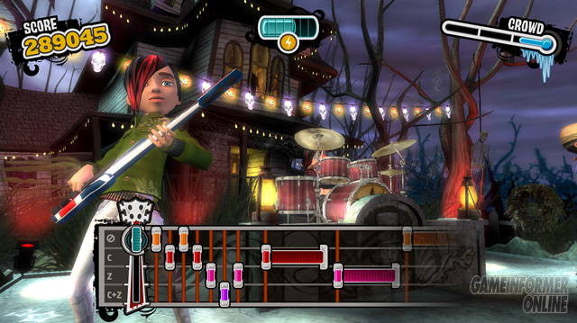 Disney Interactive Studios Ultimate Band for Wii, DS