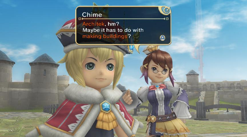 Final Fantasy Crystal Chronicles: My Life as a King Screens