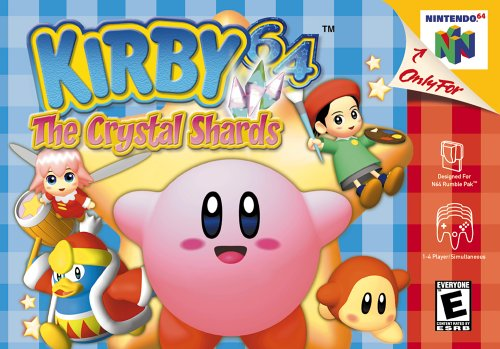 Kirby 64 Hits VC this Monday
