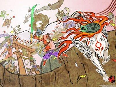Capcom Talks Okami Wii Details