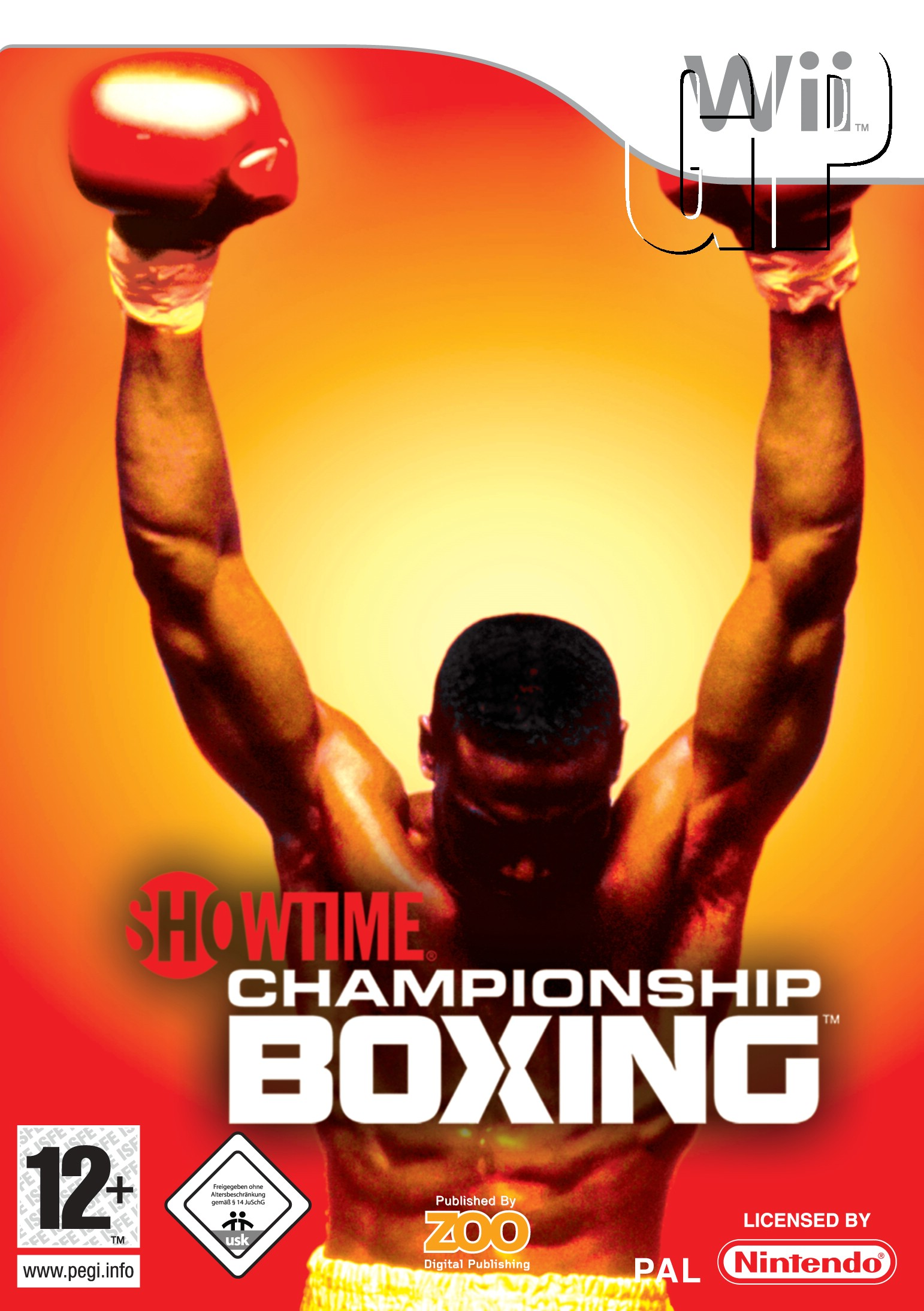 Showtime Boxing: Screens