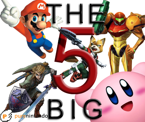 The Big Five!!! The Don't Notice That This Is Not On Friday Issue