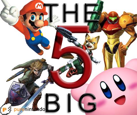 The Big Five!!!