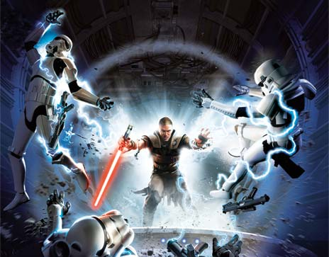 GamePro: Huge Star Wars Force Unleashed Wii Preview