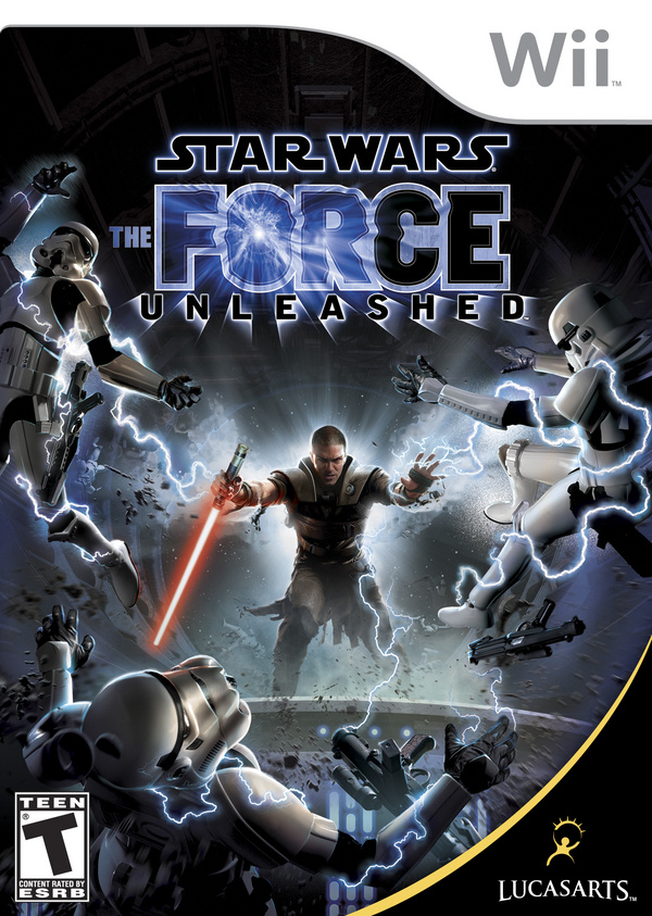 Star Wars Force Unleashed Dated (NA Boxart) Update: Press Release