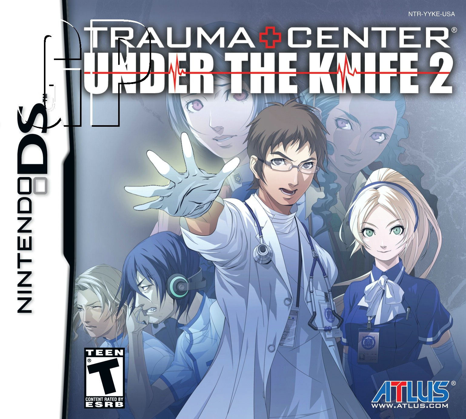 Download free under thje knife nintendo ds game for Top knife the art craft of trauma surgery