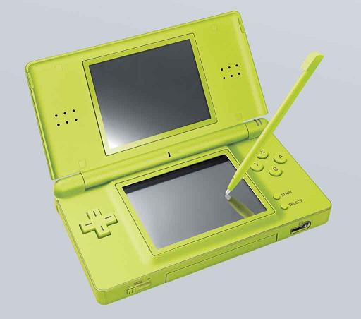 3 New DS Lite Colors to Europe on June 13