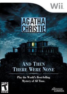 Reader Wiiview: Agatha Christie and Then There Were None