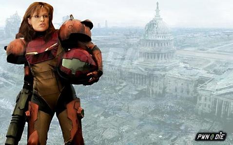 Sarah Palin in Video Games