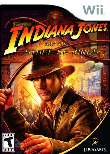 Nintendo Wii Indiana Jones Game Launch