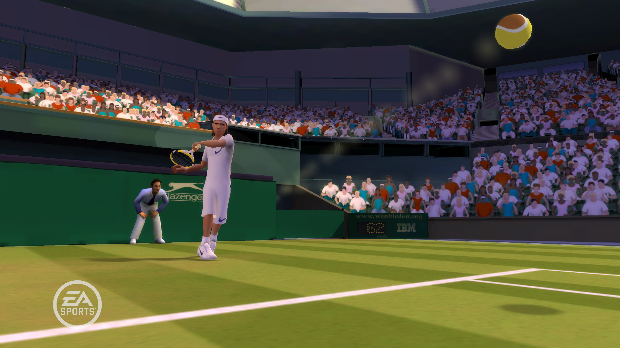 Grand Slam Tennis Nintendo Wii Торрент