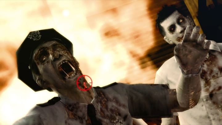 resident evil 6. First Resident Evil: The