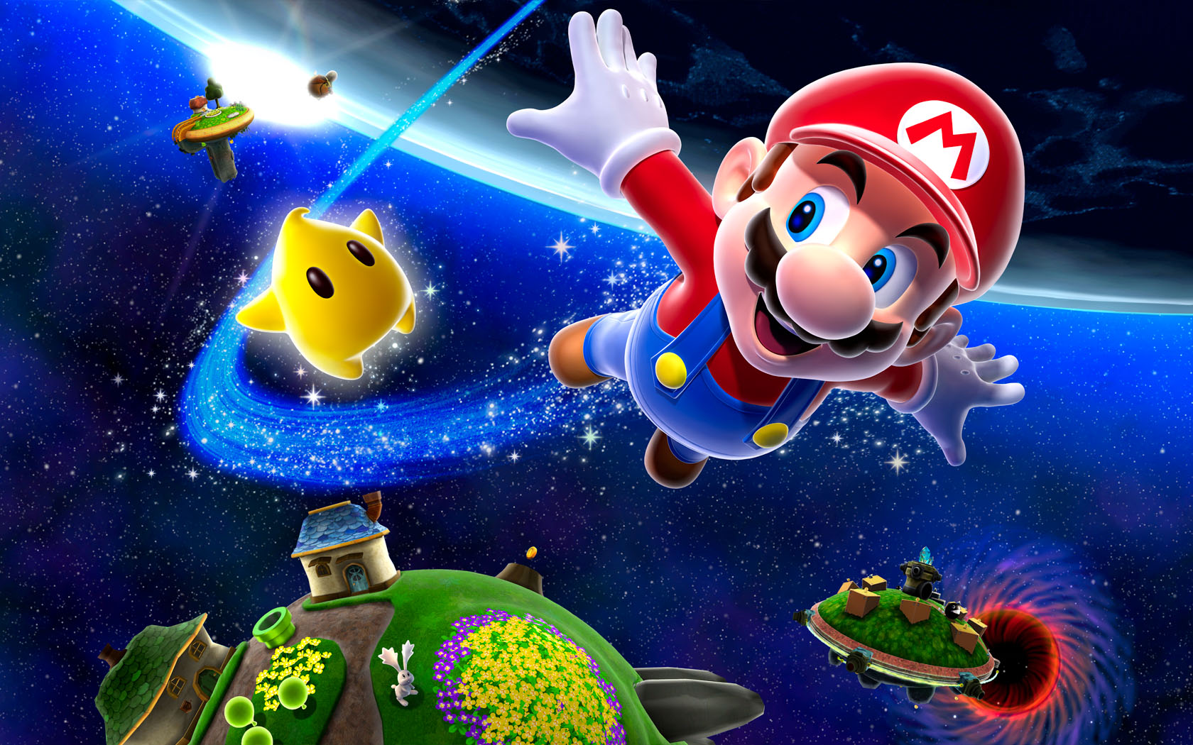 Super Mario Galaxy Rated for Wii U