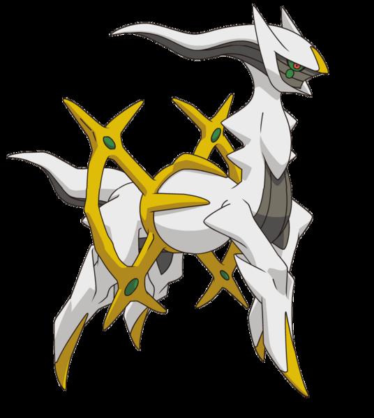GPXPlus: ARCEUS!!! in Pokémon Forum