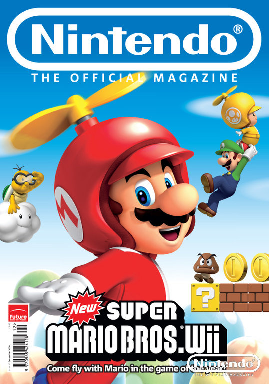 Nintendo The Official Magazine (outside the USA)