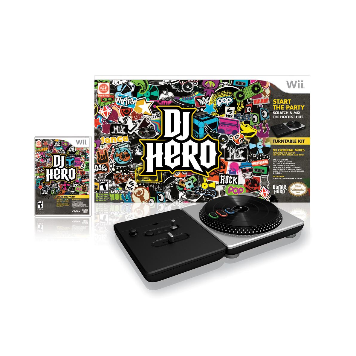 DJ Hero box - Activision Community