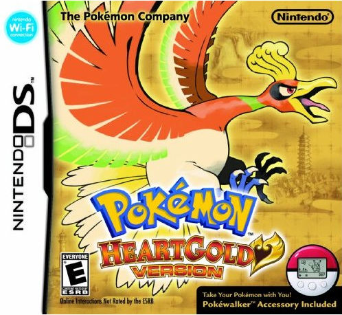 Pokemon Heart Gold [Español] [Nds]
