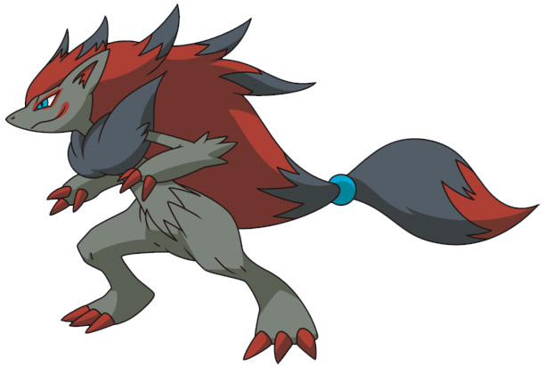 dragon type zorua and - photo #12