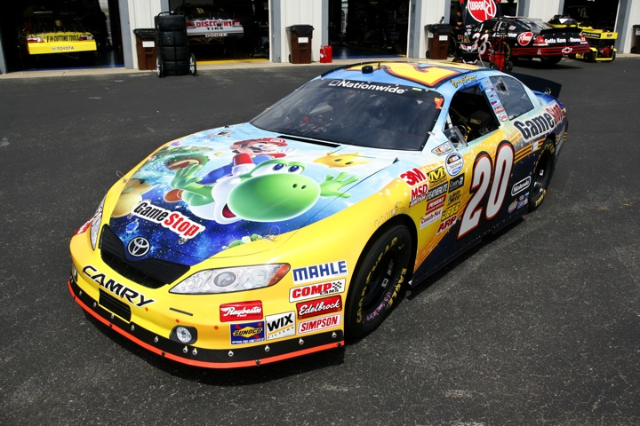 2010 NASCAR Nationwide Series Kentucky