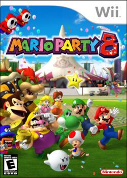 Mario Party 8 Delayed