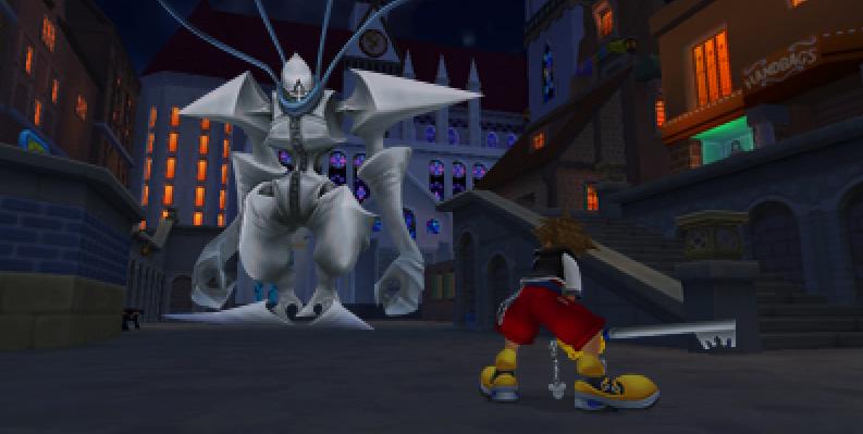 Famitsu – Kingdom Hearts Re:Coded, Kingdom Hearts 3DS Details