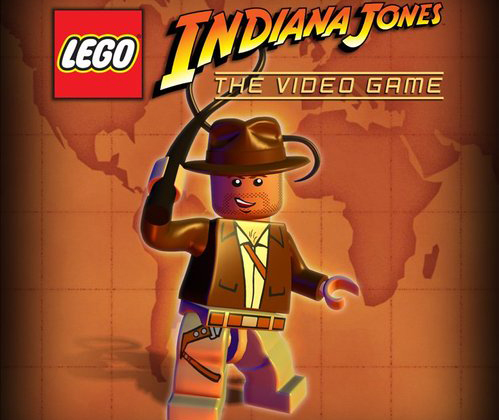 Lego Indiana Jones Gameplay Footage