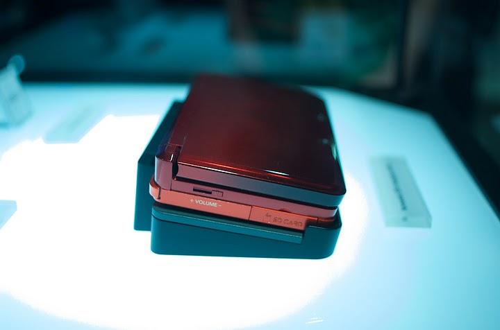 E3 2010: 3DS Show Floor Pictures