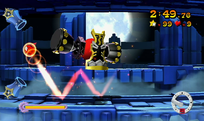 E3 2010: FlingSmash – Gameplay Video