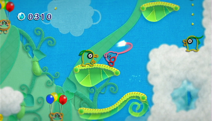 E3 2010: Kirby's Epic Yarn Impressions