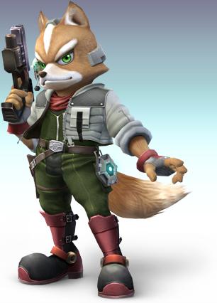 Smash Bros. Brawl Update: Fox