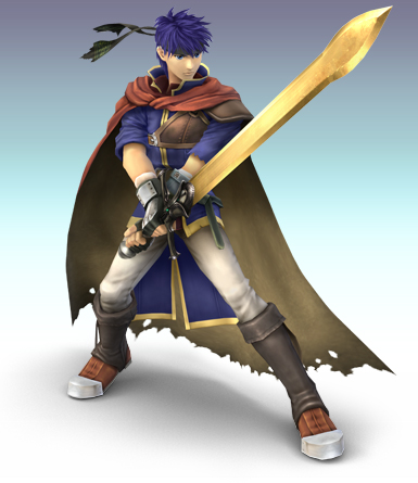 Smash Bros. Brawl Update: NEW Character – Ike !!!