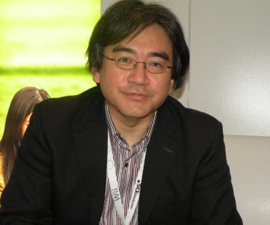 Iwata confirms digital distribution for 3DS