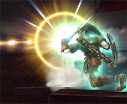 Smash Bros. Brawl Update: Triforce Slash