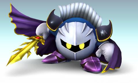 Smash Bros. Brawl Update: Meta Knight