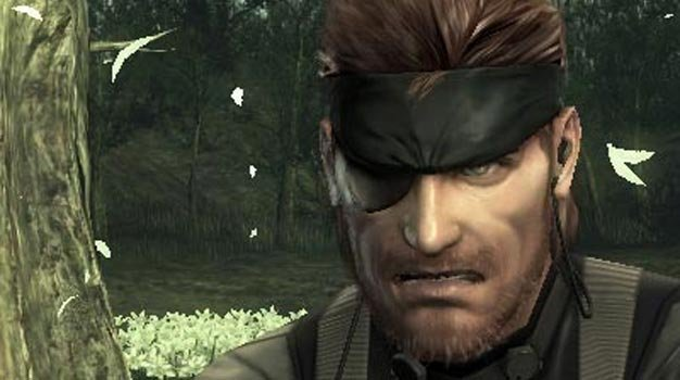 Metal Gear Solid Solid Snake Eater – 3DS Video