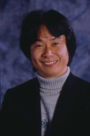 Miyamoto to be honored at GDC