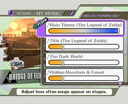Smash Bros. Brawl Update 1: My Music