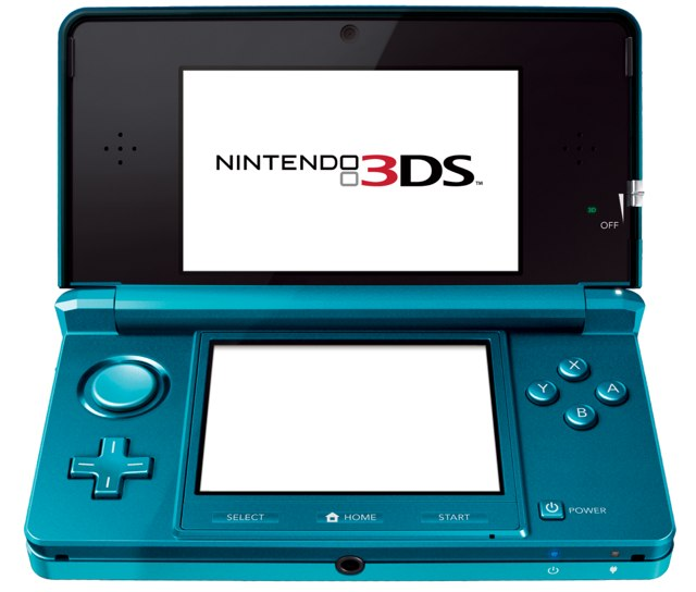 Young boy claims 3DS steals from PSP