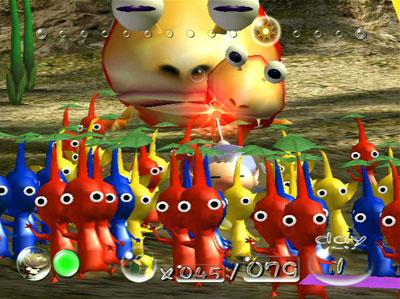 Miyamoto Wondering What Is Next For Pikmin?